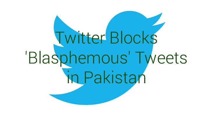Twitter---Blashphemy