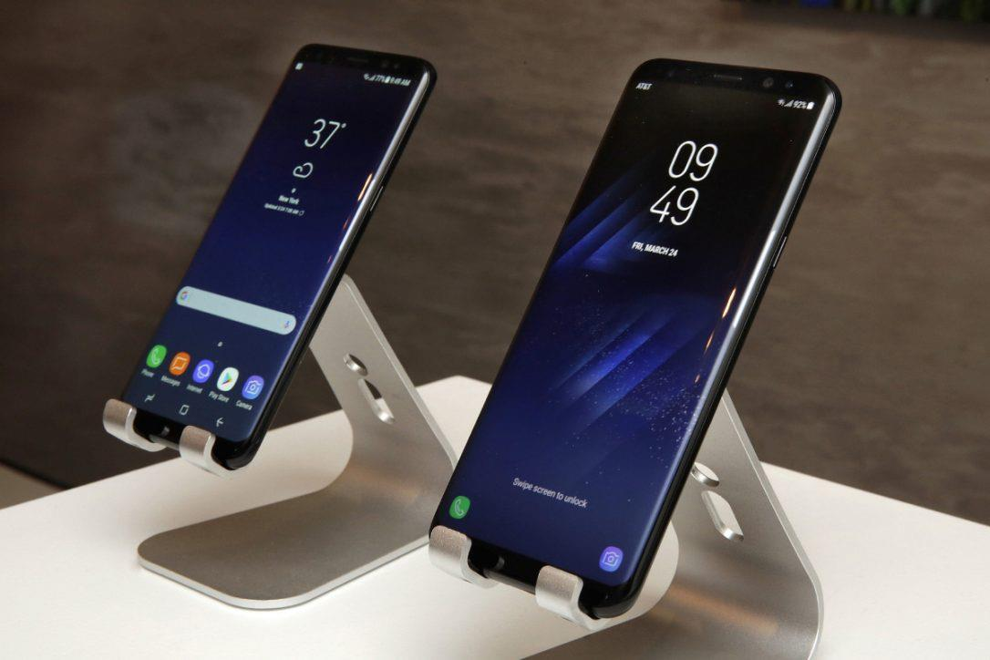 Unlocked Galaxy S8, Note 8 Models to Get Android 8.0